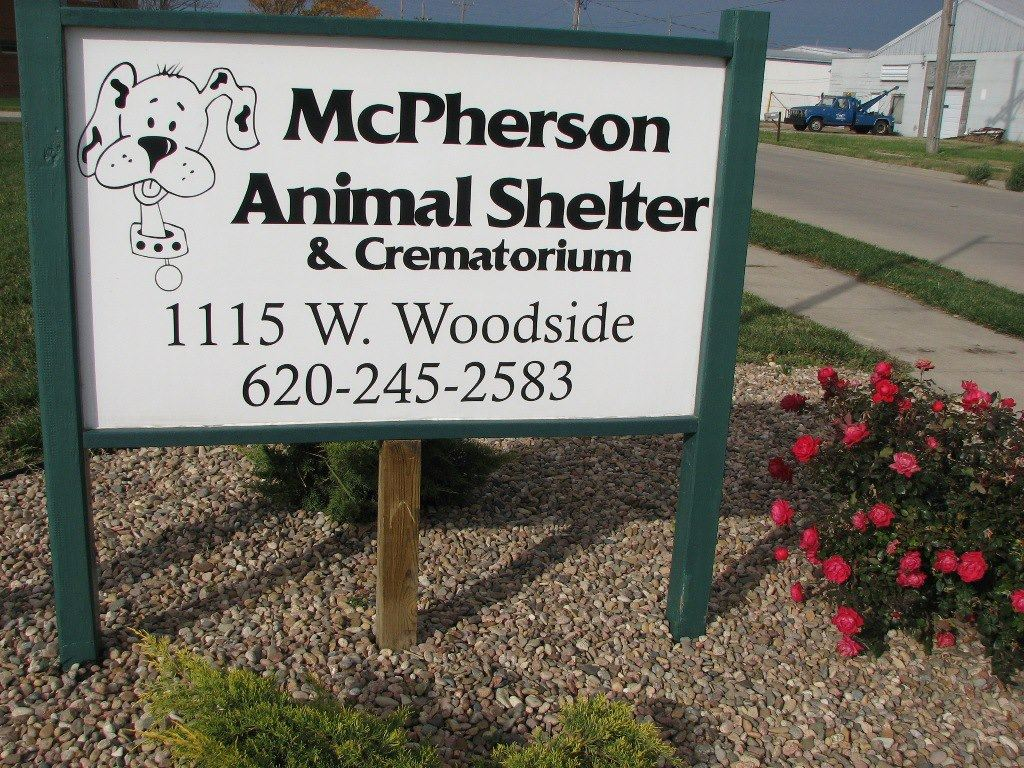 Animal Shelter Sign