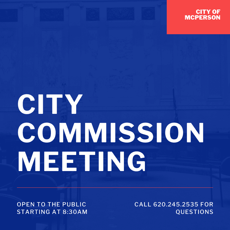 City Commission Meeting (1)